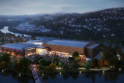 Nye Nidarøhallen, Trondheim